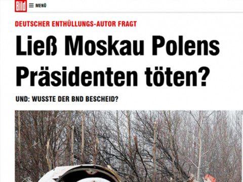Czy Moskwa zabiła polskiego prezydenta