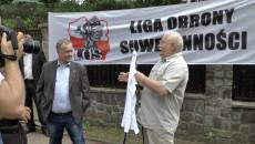 Wałęsa z białą flagą – 4.06.2016